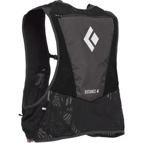 Black Diamond Distance 4 Hydration Vest XS-S black